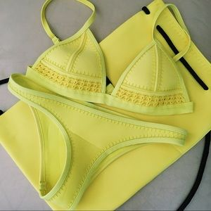 triangl swimwear Swim - NEVER WORN TRIANGL BIKINI